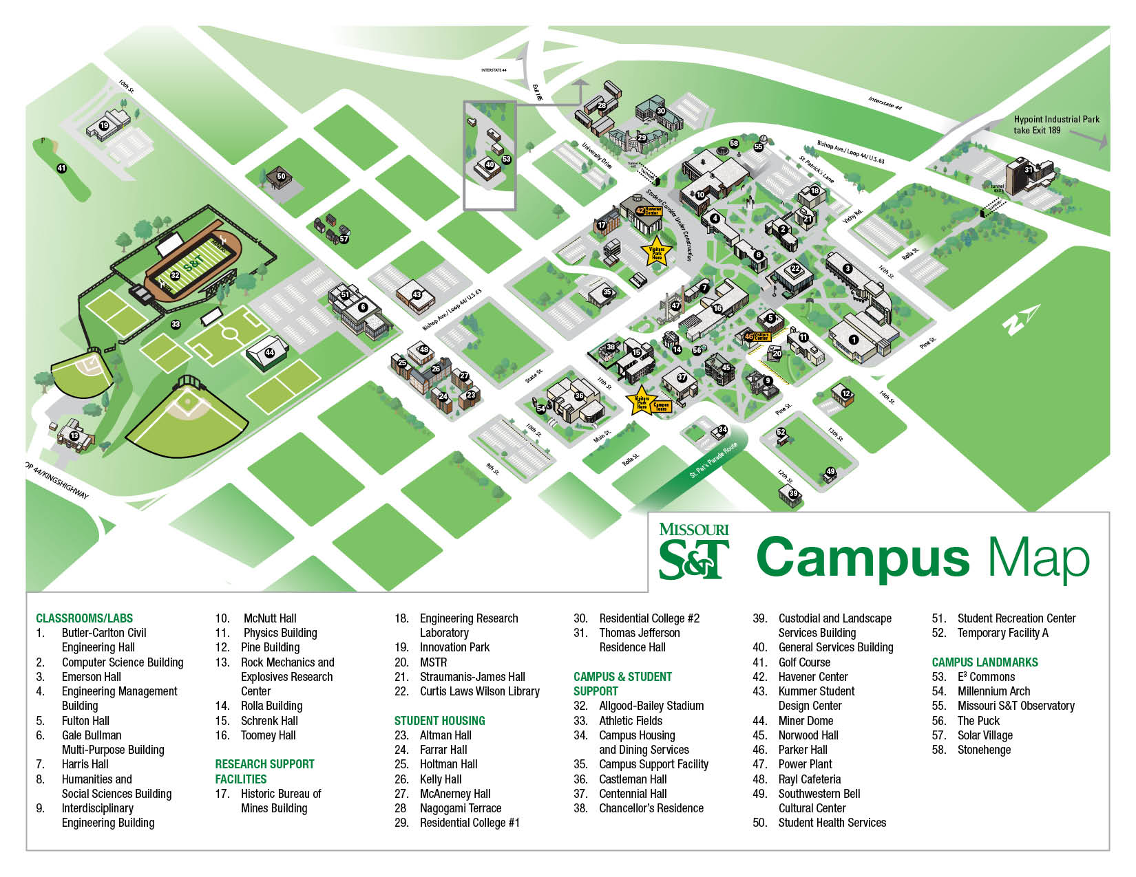 Missouri s t contact us for Missouri s t dining hall hours